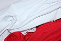 Белая.Ткань двухнитка  (ширина 1,80м), фото 1