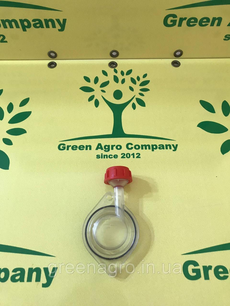 Масляний бак (покажчик рівня масла) насоса Agroplast на обприскувач.