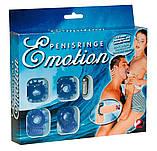 Комплект кілець для пеніса Emotion, фото 10