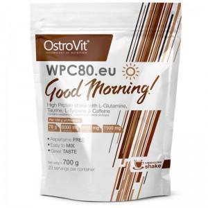 Протеин OSTROVIT WPC80.EU GOOD MORNING 700G