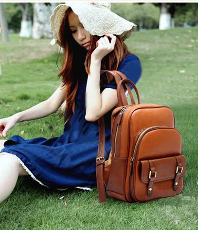 Стильный рюкзак. Модный рюкзак. Унисекс рюкзак. Недорогой рюкзак. Код:КРСК150