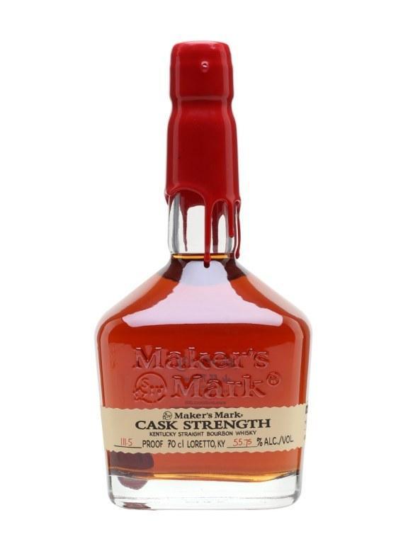 Виски Maker's Mark Cask Strength (Мейкерс Марк Каск Стренч) 55.45%, 0,7 литра