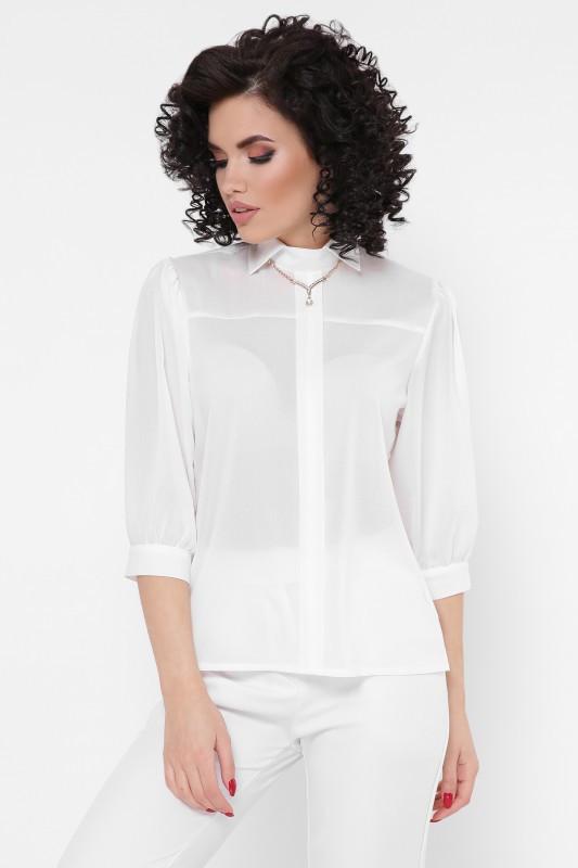 Блуза Arya молочный (42-50)