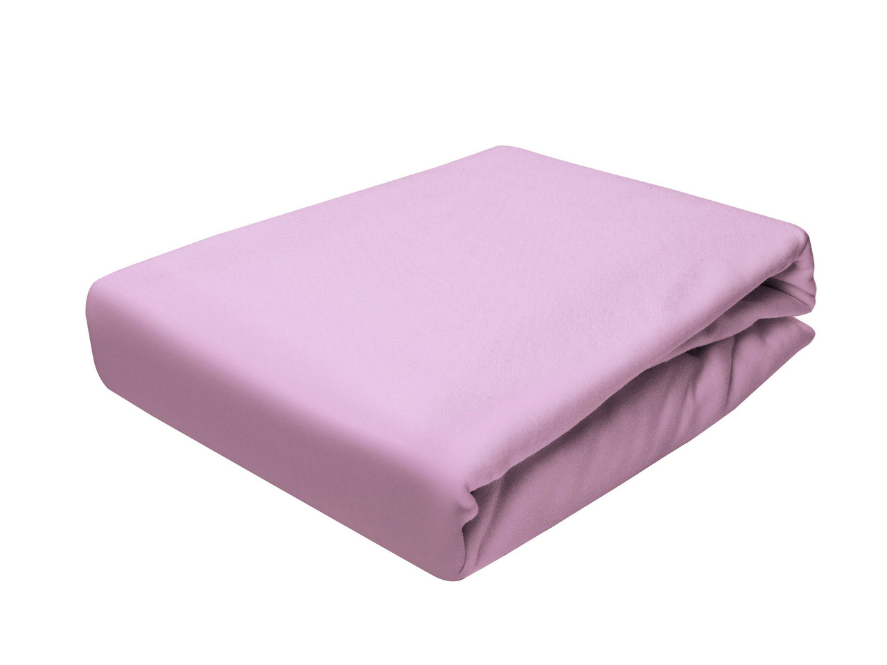 Простыня Трикотажная На резинке NR 020 P.P.H.U. J&M 5101 120x200 см Фиолетовая