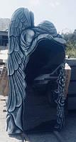 Памятник гранитный с ангелом №219
