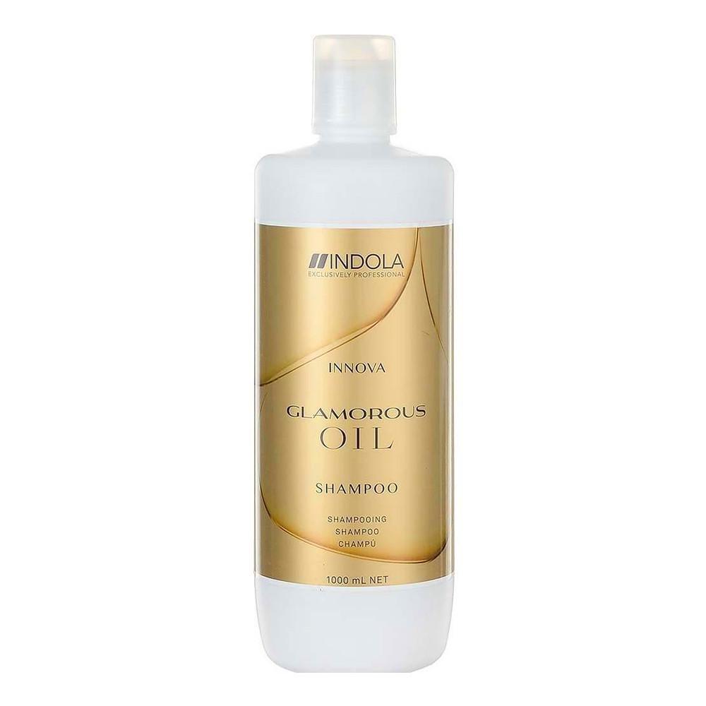 Шампунь для блеска волос Indola Innova Glamorous Oil Shampoo, 1000 мл