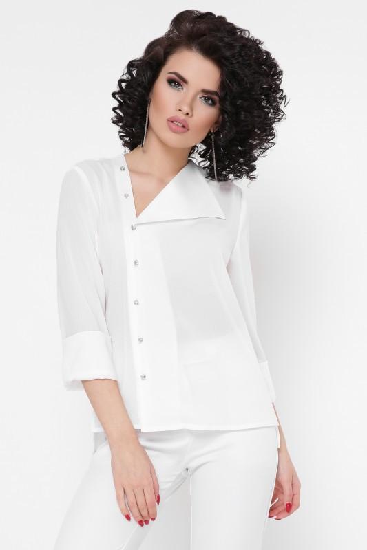 Блуза Constance молочный (42-50)