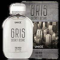 Парфумерная вода UNICE Secret Desire Gris for Man - Аналог Carolina Herrera 212 Men NYC