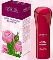 Питательный  шампунь с розовым маслом   «Био фреш» Болгария