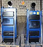 Котлы твердотопливные длительного горения Idmar модели GK-1  (Идмар Украина) мощностью 31 кВт, фото 6