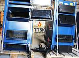 Котлы твердотопливные длительного горения Idmar модели GK-1  (Идмар Украина) мощностью 31 кВт, фото 4