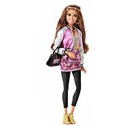 Кукла Barbie Style Nikki Doll Барби Никки Стиль шарнирная прошитые ресницы