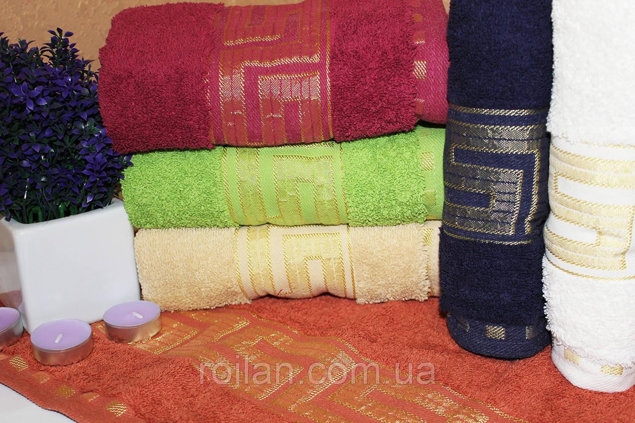 Метровые турецкие полотенца Версаче