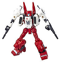 Трансформер Transformers Toys Generations War for Cybertron Deluxe Wfc-S22 Autobot Six-Gun Weaponizer, фото 1
