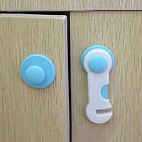 Детская защита-замок для шкафов спокойная мама (HT342)