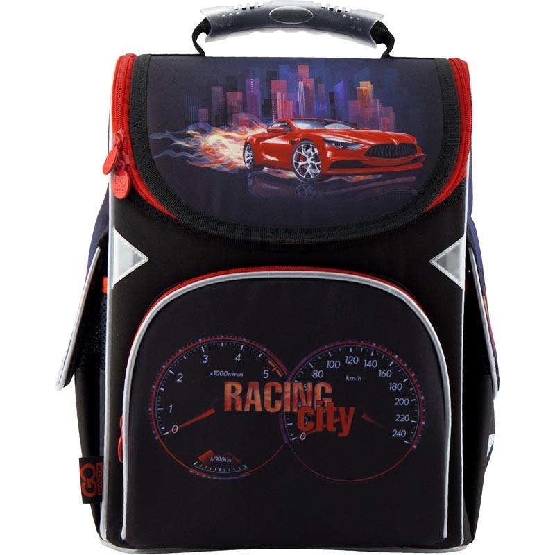 Рюкзак школьный каркасный GoPack 0.9 кг 34x26x13 см 11 л (go19-5001s-7)