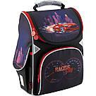 Рюкзак школьный каркасный GoPack 0.9 кг 34x26x13 см 11 л (go19-5001s-7), фото 2