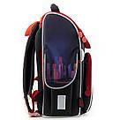 Рюкзак школьный каркасный GoPack 0.9 кг 34x26x13 см 11 л (go19-5001s-7), фото 9