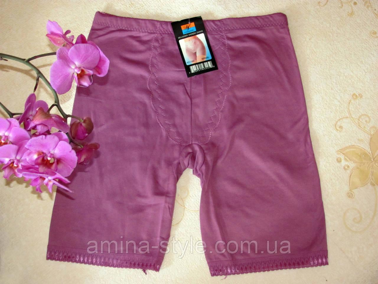 Труси, панталони жіночі Стяжка з трикотажу, розмір 48-54