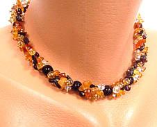 Ожерелье из Янтаря. Charm, фото 2