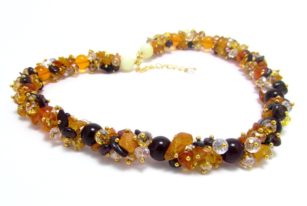 Ожерелье из Янтаря. Charm