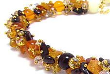 Ожерелье из Янтаря. Charm, фото 3