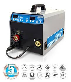 Полуавтомат сварочный инверторный цифровой  ПАТОН ПСИ-200S DC MMA/TIG/MIG/MAG (5-2)
