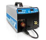 Напівавтомат зварювальний інверторний цифровий ПАТОН ПСІ-200S DC MMA/TIG/MIG/MAG (5-2), фото 2