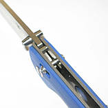 Нож Широгоров Табарган 100NS D2 песок реплика, фото 6