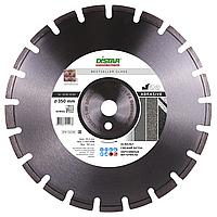 Алмазный диск по асфальту 400x3,5/2,5x25,4-11,5-24-ARP 40x3,5x6+3 R195 Bestseller Abrasive Distar