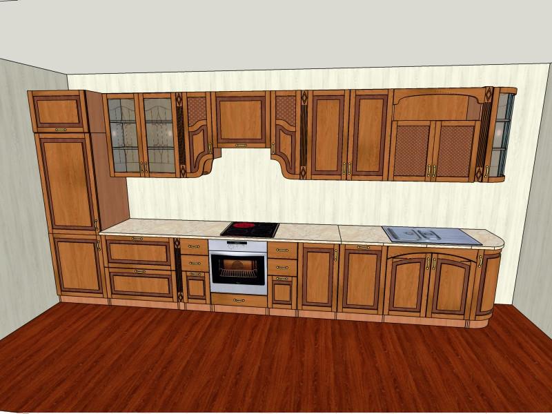 Кухня Юля Нова в Староконстантинове
