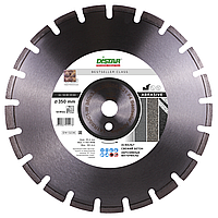 Алмазный диск по асфальту 300x2,8/1,8x25,4-11,5-18-ARP 40x2,8x6+3 R145 Bestseller Abrasive Distar