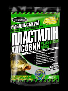 Пластилин Мегамикс анисовый 900г