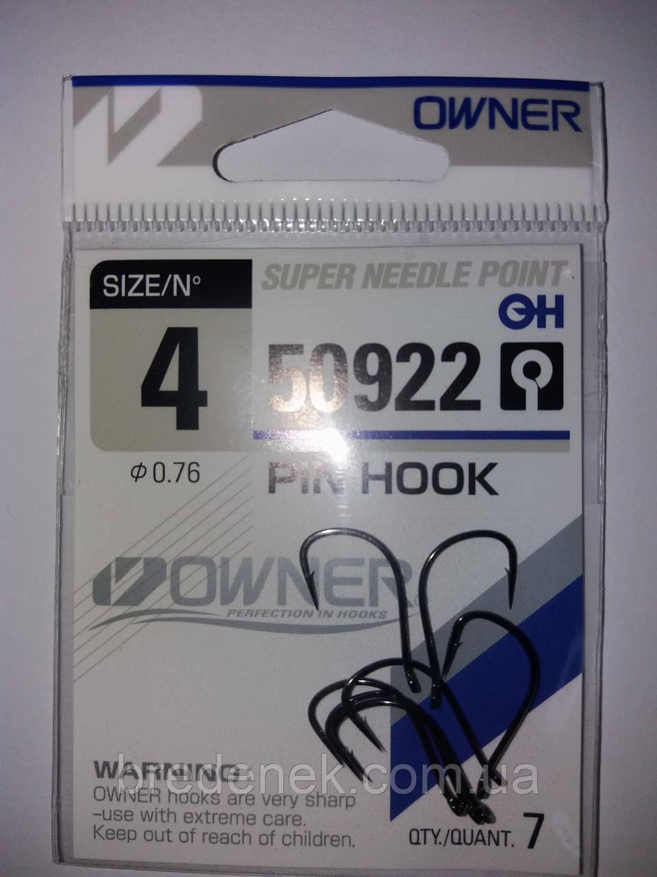Крючки Owner 50922 №4
