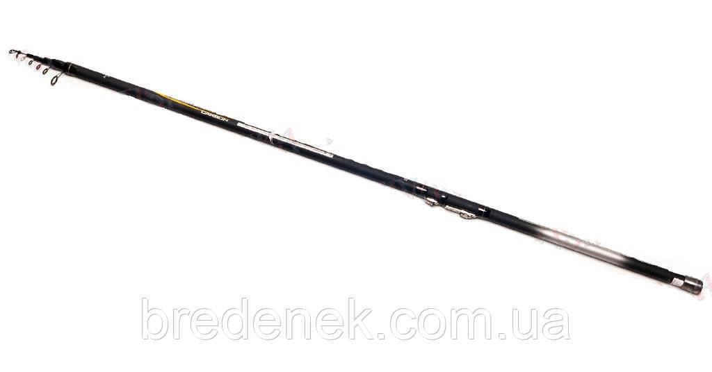 Болонська вудка Siweida Black Peral 4m з кільцями