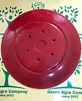 Тарелка скользящая (нижняя) косилки роторной 1.85м