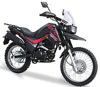 "Мотоцикл SHINERAY X-TRAIL 200 Кросс-шины 21""/18'"