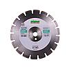 Алмазний диск по бетону 400 мм x 25.4 мм Bestseller Concrete Distar [12185526026]