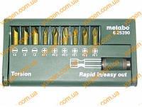Набор бит Metabo 10 шт (код 625390000).