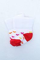 Носки детские белые на 0-3 месяцев ABC 6790