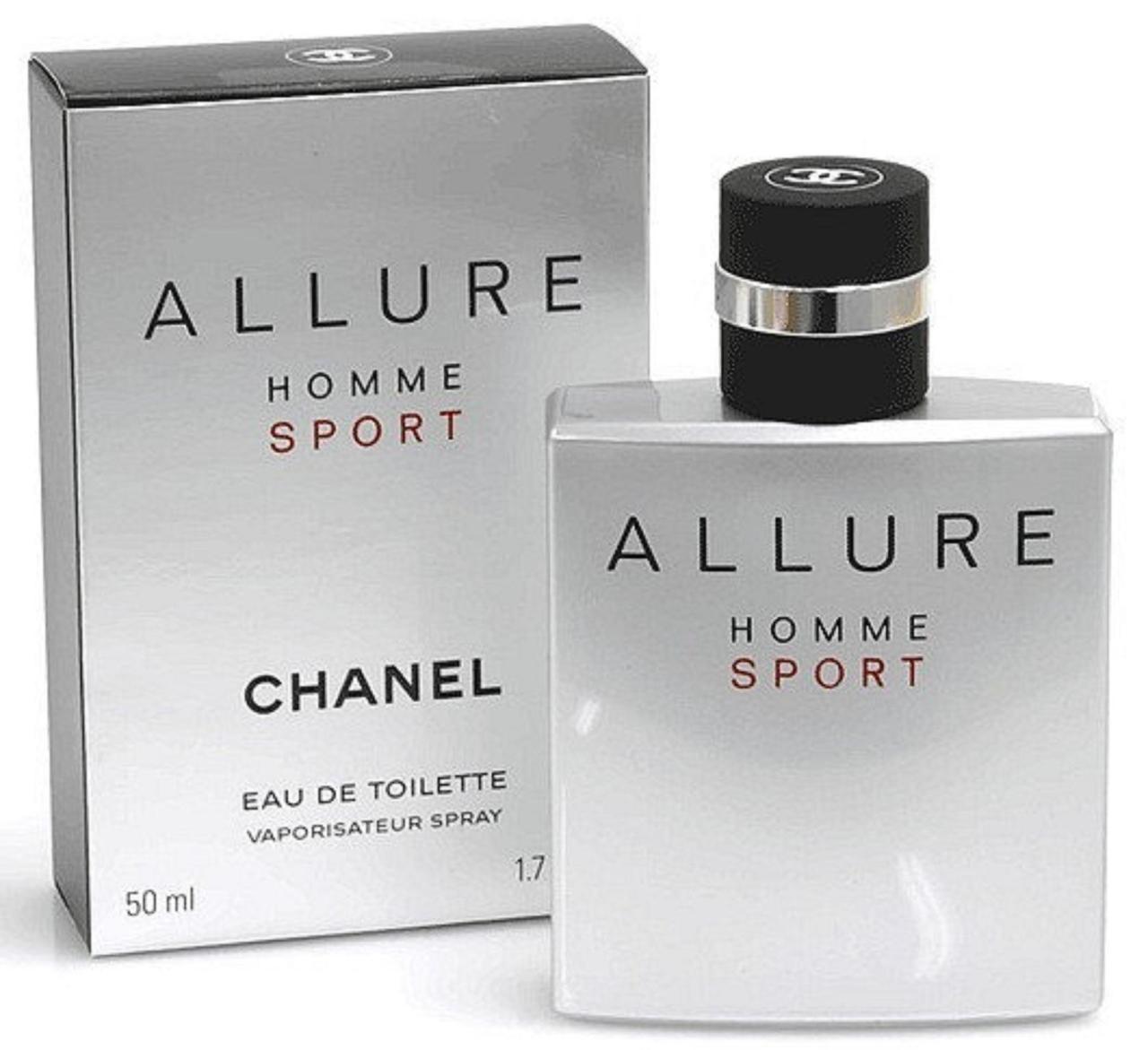Мужской аромат Allure Homme Sport реплика