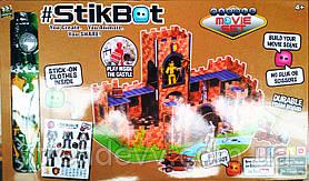 Студия Стикбот Замок Stikbot studio анимационная студия