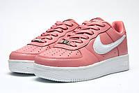 c13852c0 Кроссовки женские Nike Air Force, розовые (11311) размеры в наличии ▻ [ 39  40 ]