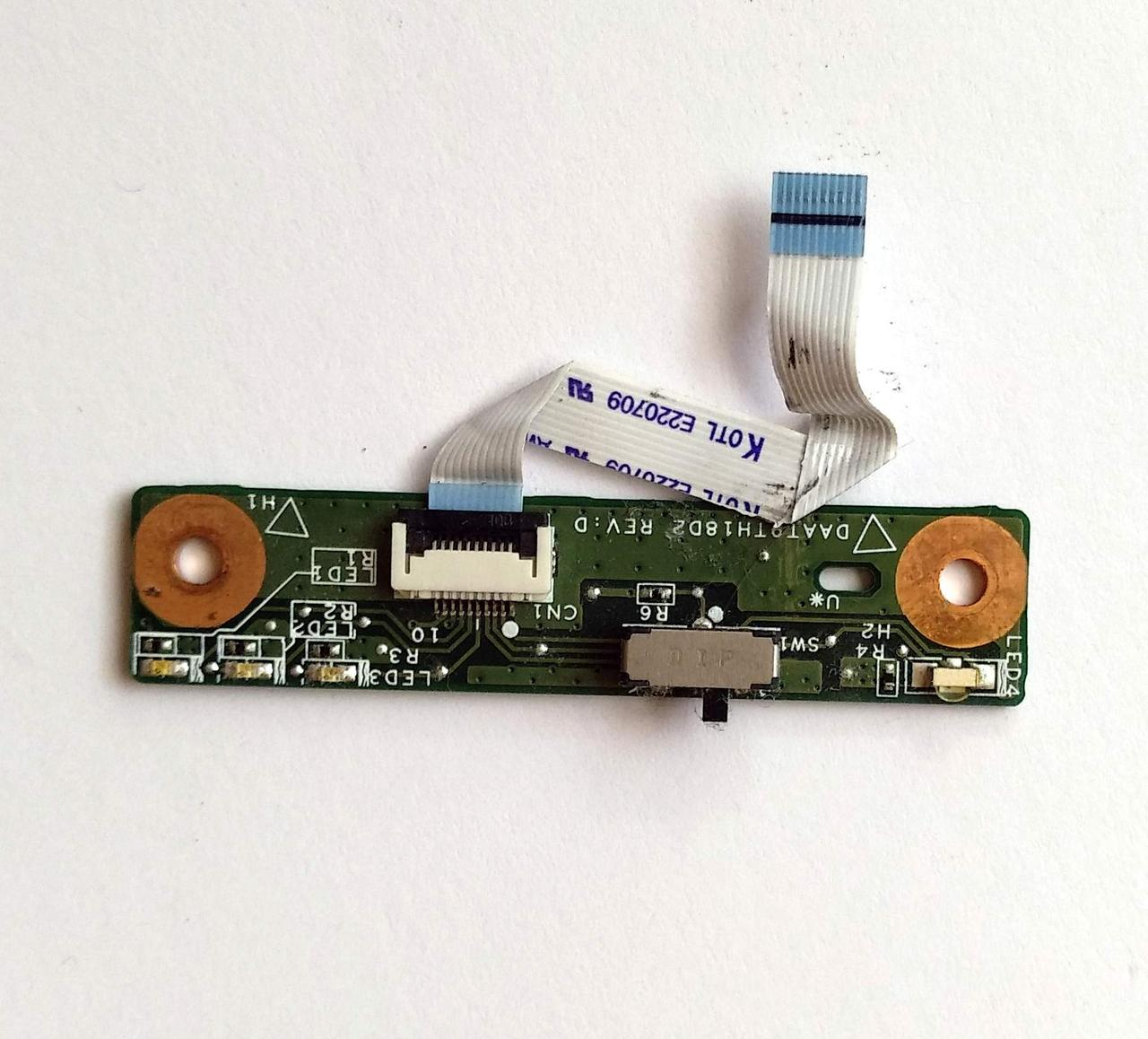 372 Кнопка Wi-Fi HP dv9000 dv9500 dv9700 - DAAT9TH18D2 37AT9WB0006