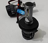 Лампочки LED H4 Hi/Low 6500K / 5000Lm (кт-2шт), 9-36V 30W IP65, фото 4