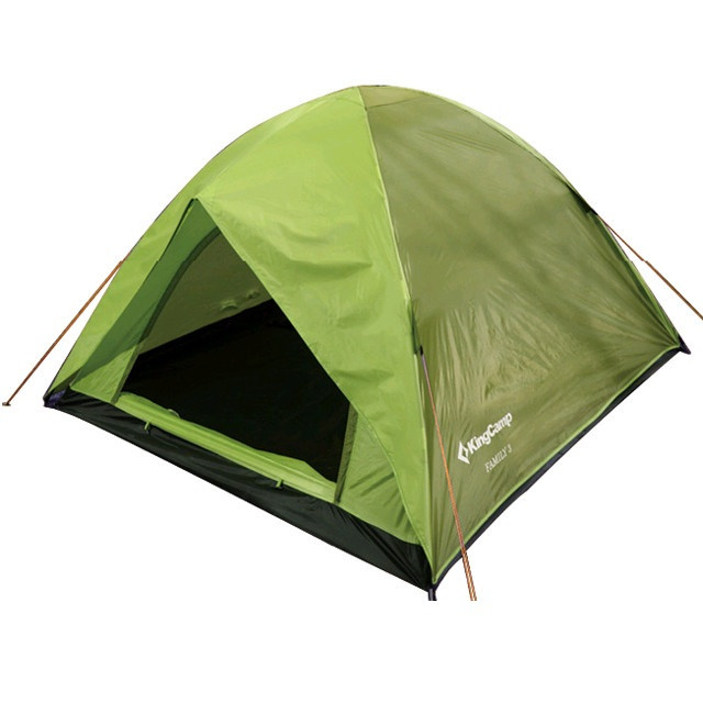 "Палатка туристическая KING CAMP ""FAMILY 3"" КТ 3073"