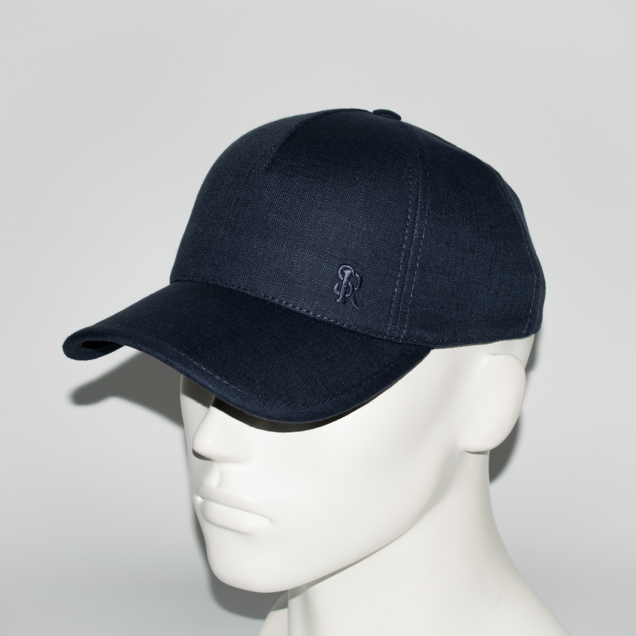 Мужская бейсболка лён (код 00066)