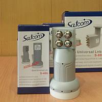 Satcom quad