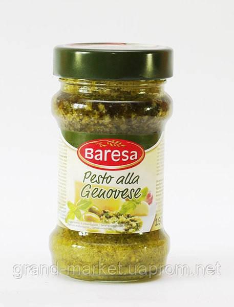 Соус Baresa Pesto alla Genovese, 190g
