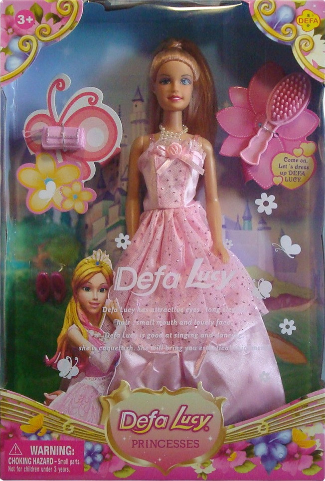 Defa Lucy кукла
